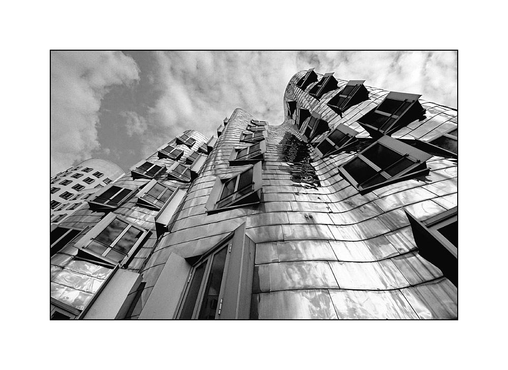 media harbour black and white