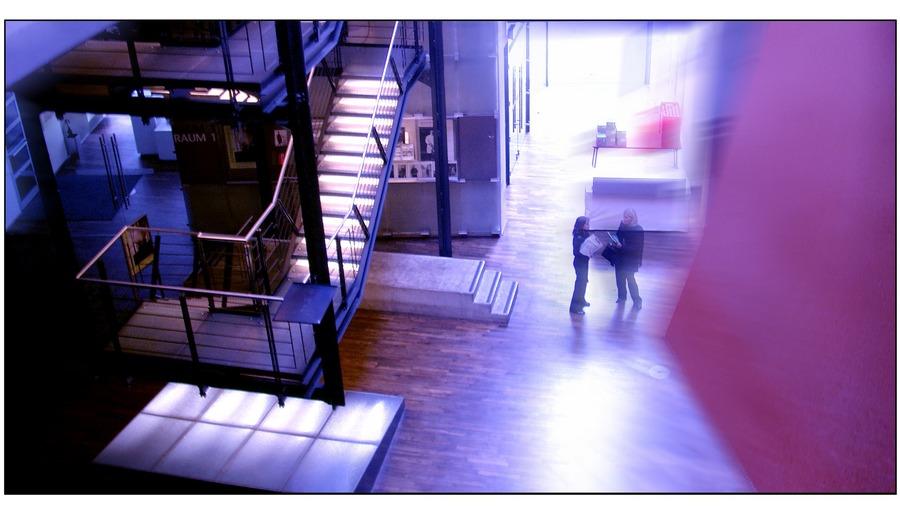 Mediapark VII - upstairs