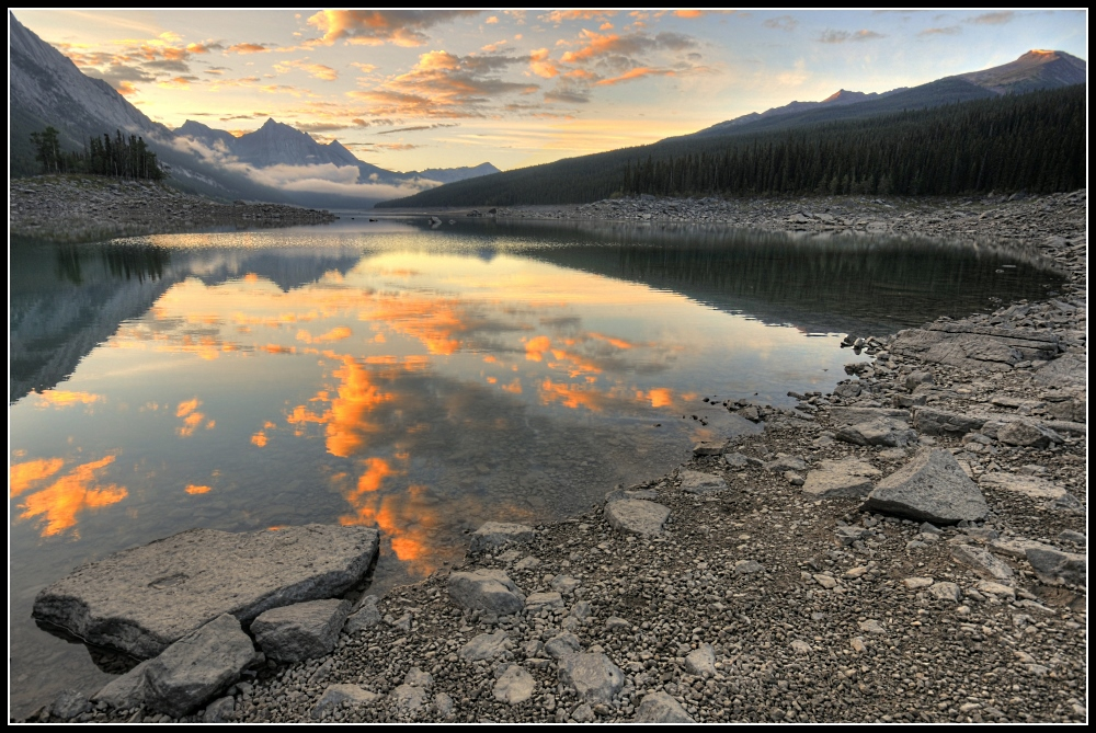 Medicine Lake, Canada (Reload)