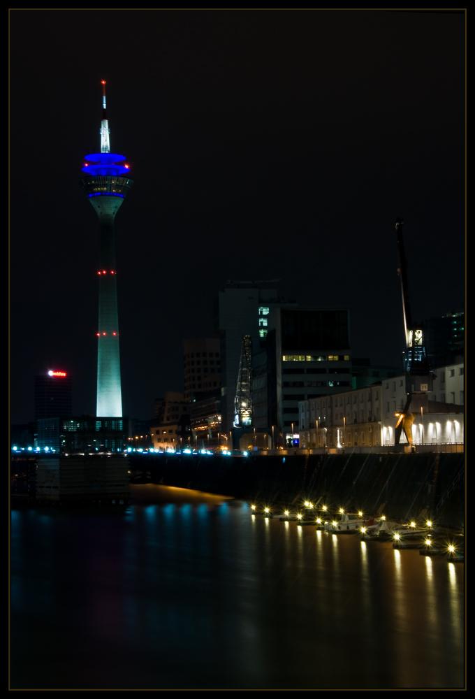 Medienhafen -1-