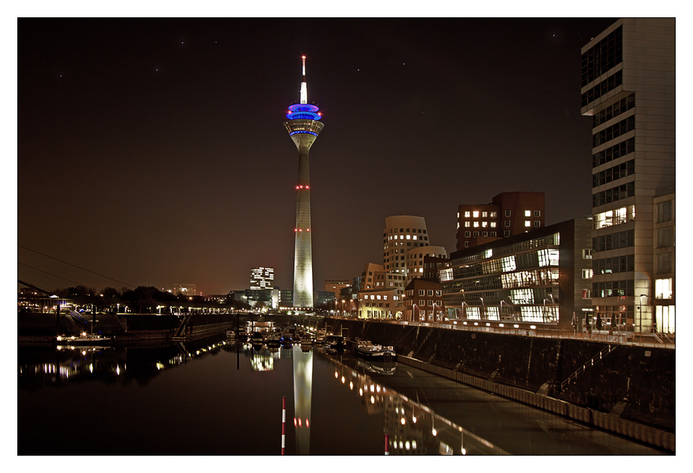 * Medienhafen Düsseldorf *