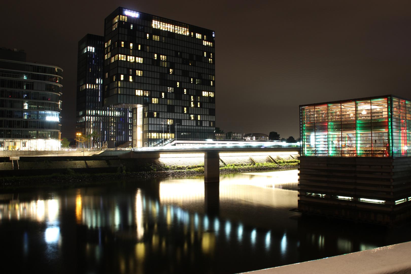Medienhafen Düsseldorf 5