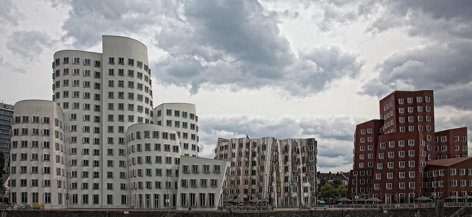Medienhafen Düsseldorf