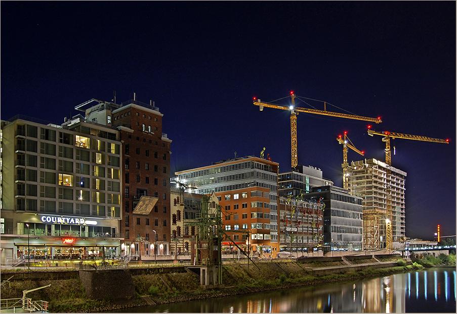 Medienhafen Düsseldorf II