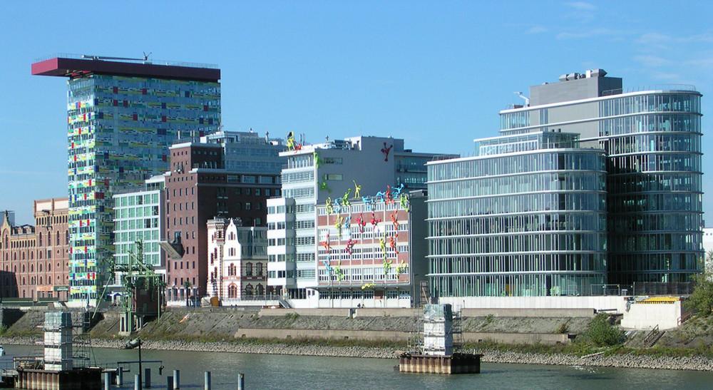 Medienhafen Düsseldorf VII