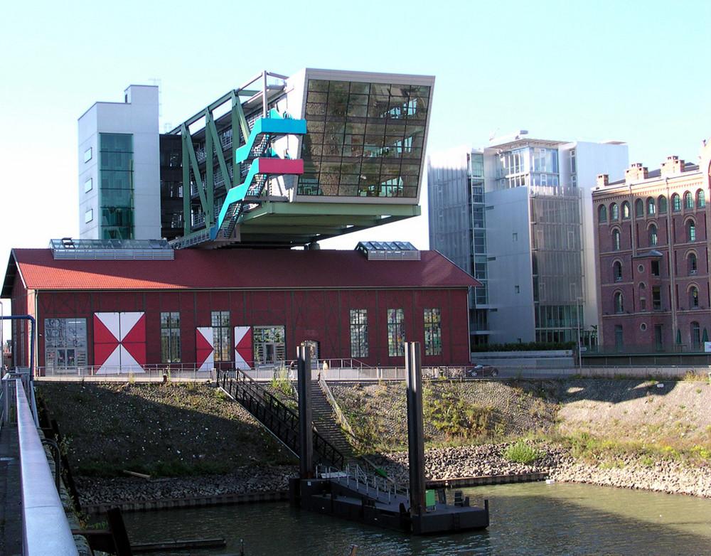 Medienhafen Düsseldorf VIII