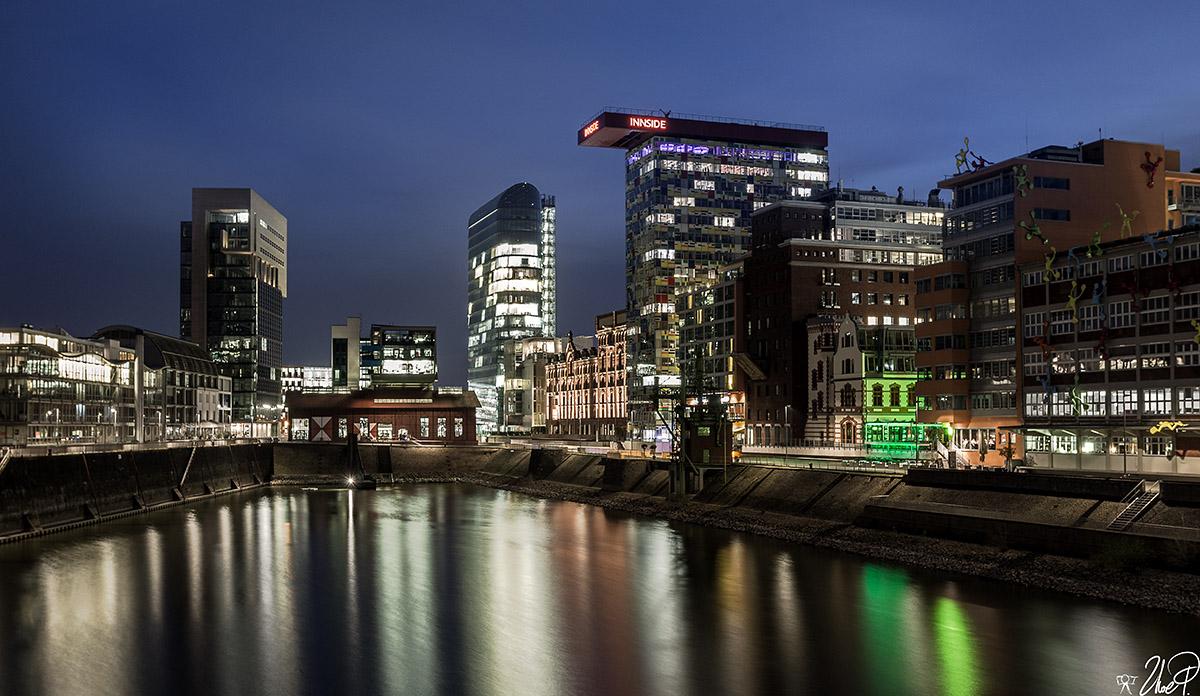 Medienhafen Düsseldorf1