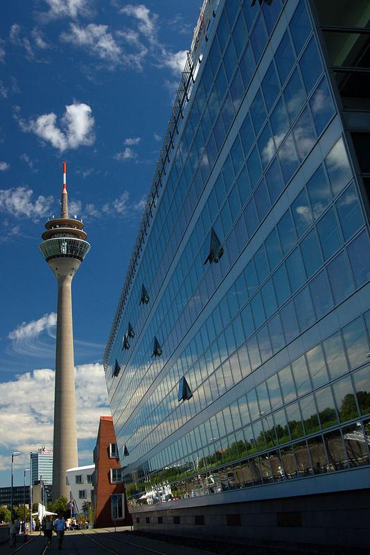 Medienhaven Düsseldorf