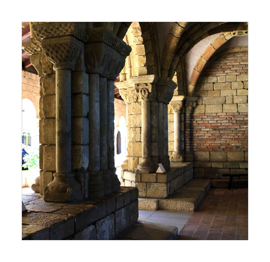 Medieval European Pillars