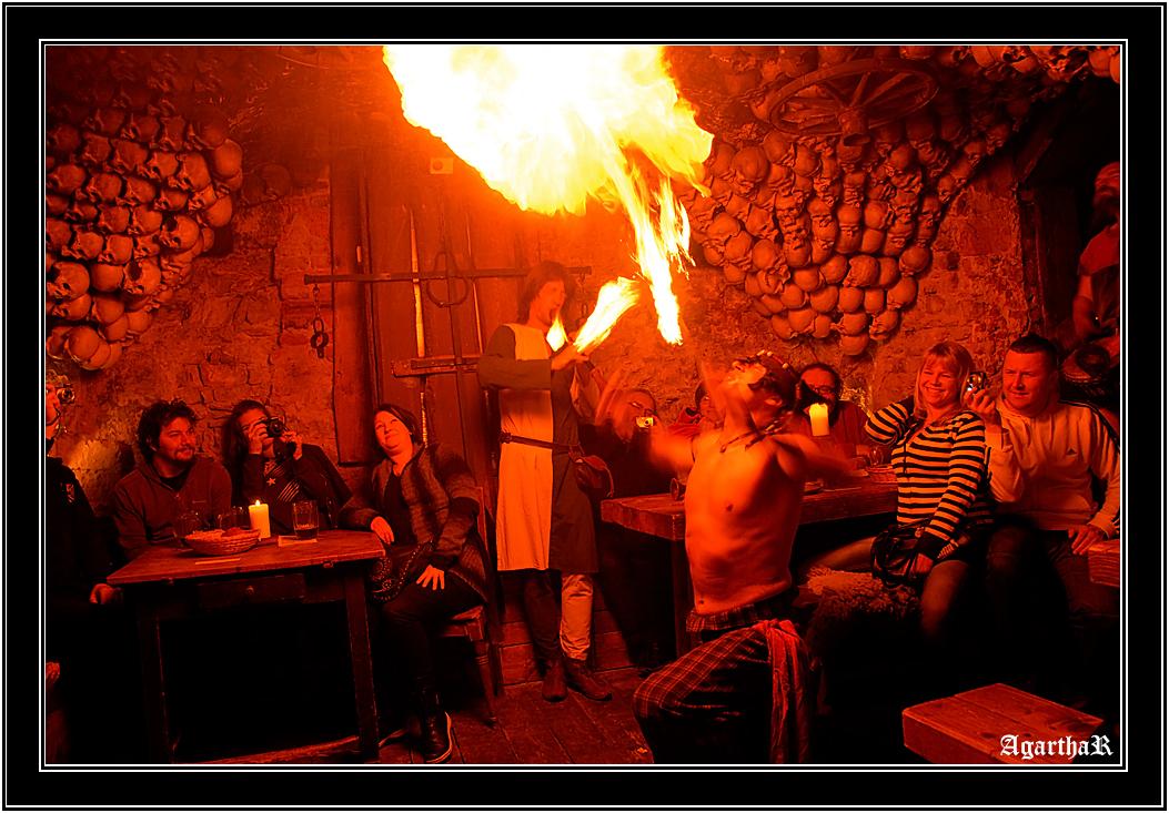 """Medieval Tavern """"U krále Brabantského"""""""
