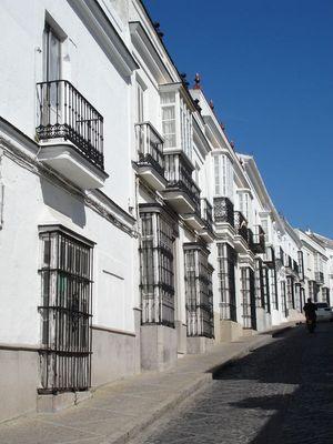 Medina-Sidonia I : Schauseite