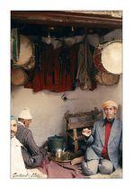 Medina von Fes - Ein Laden im Suqs