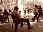 Mediodía en Nueva York