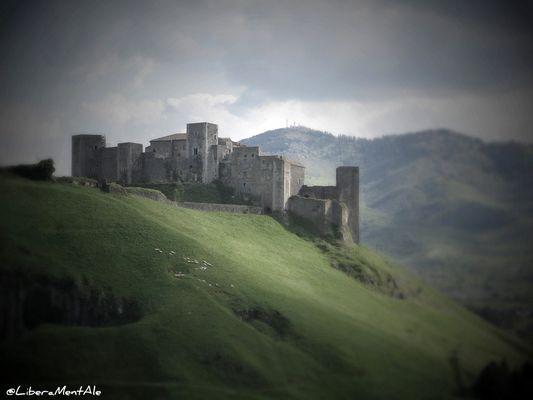 Medioevo - Melfi - Castello di Federico II