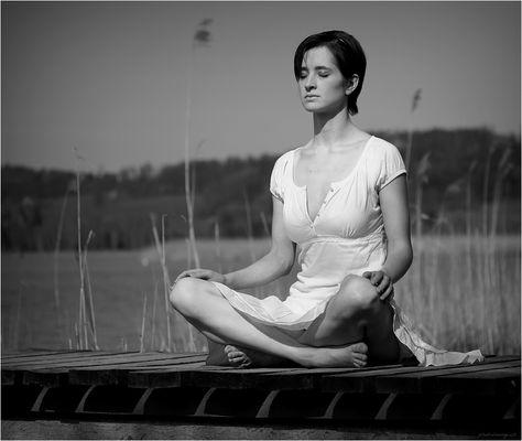 .... meditation!