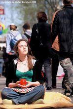 Meditation - in dieser Welt noch möglich?