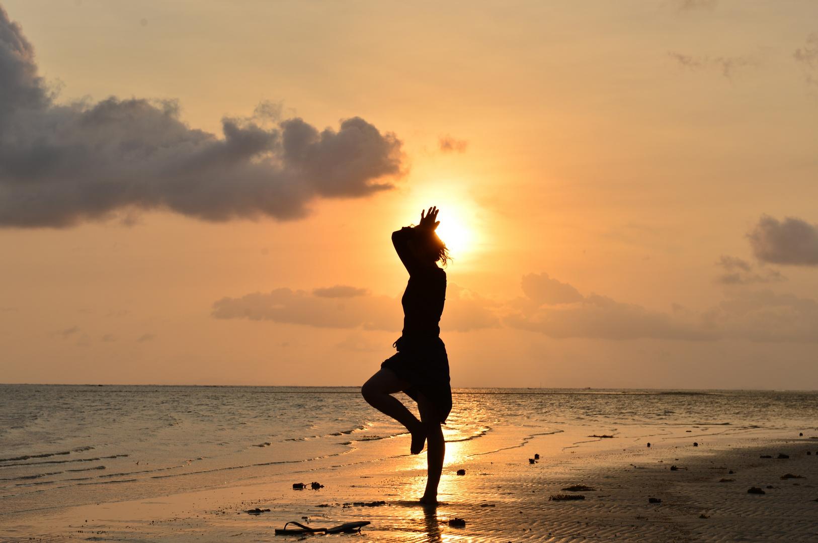 Meditation in the Sun
