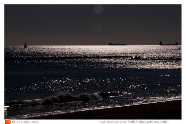 Mediterranean Sea Barcelona