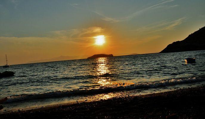 mediterranean sundown