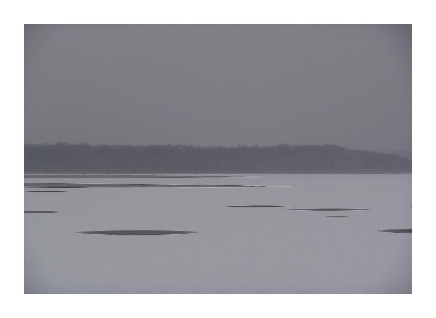 meditierender Winter