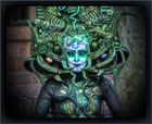 Medusa's Halloween-Herbstkostüm