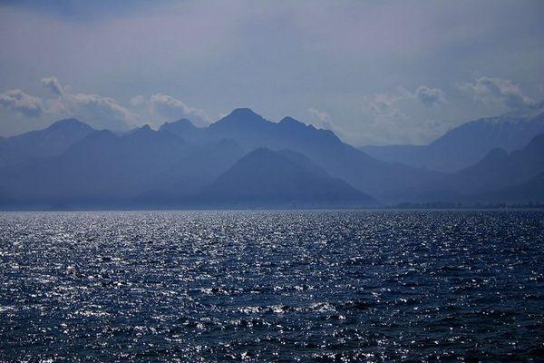 Meer Berge