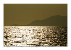 Meer ohne Mann davor