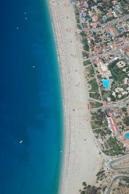 meer, strand, land von ölüdeniz 1, türkei