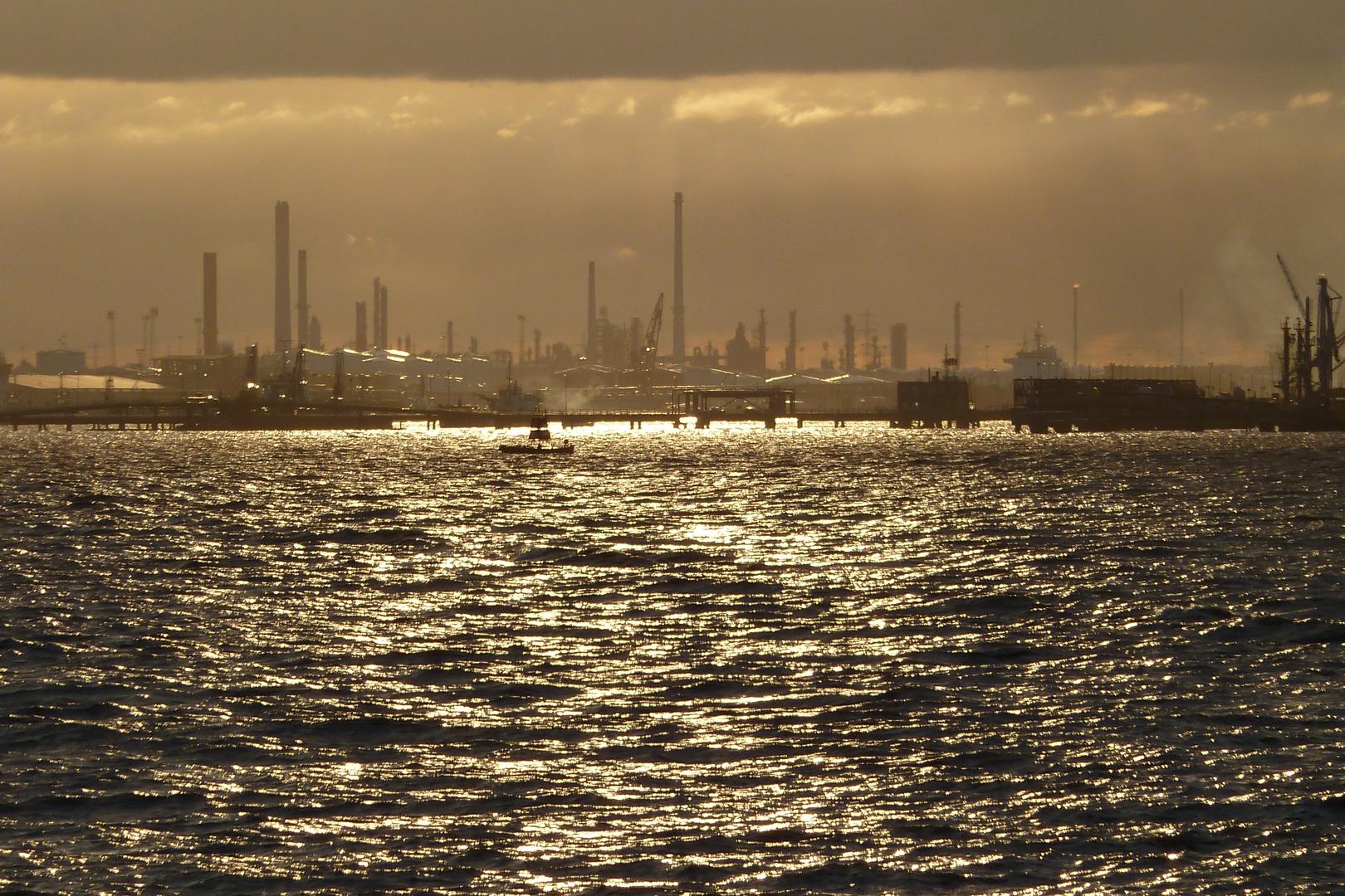 Meer und Hafen