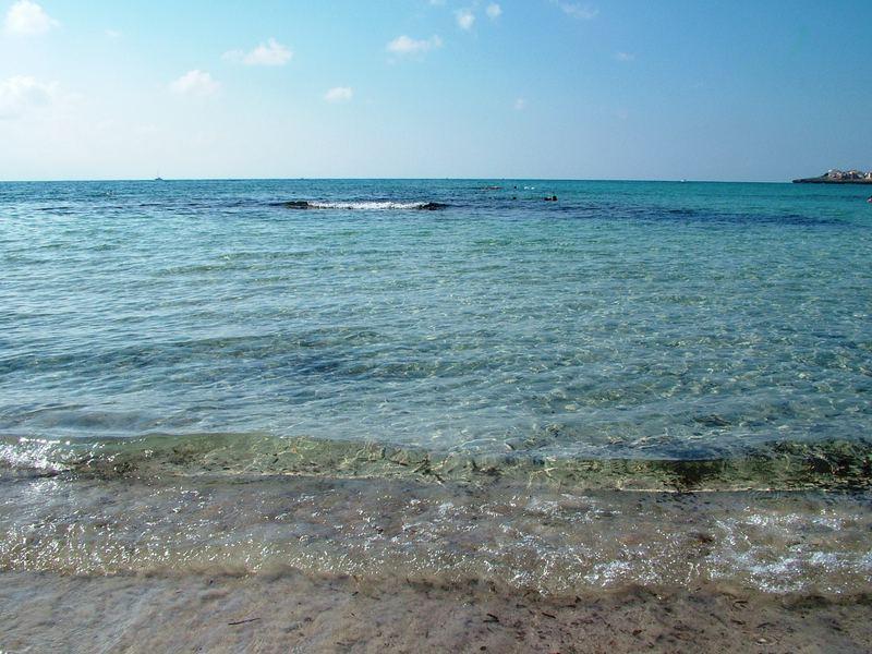 Meer vor Sa Coma Beach