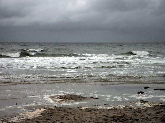 Meer vor Sankt Peter Ording