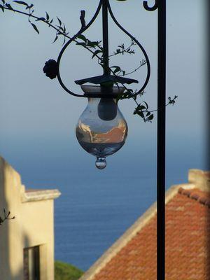 Meerblick auf Sizilien