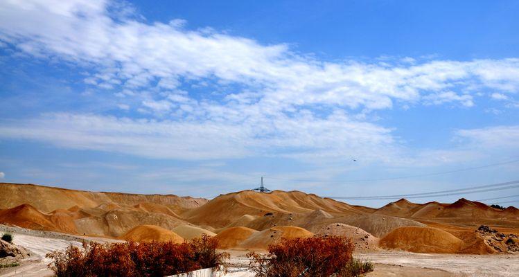 Meerbusch - Wüste