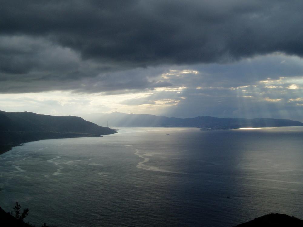 Meerenge von Messina