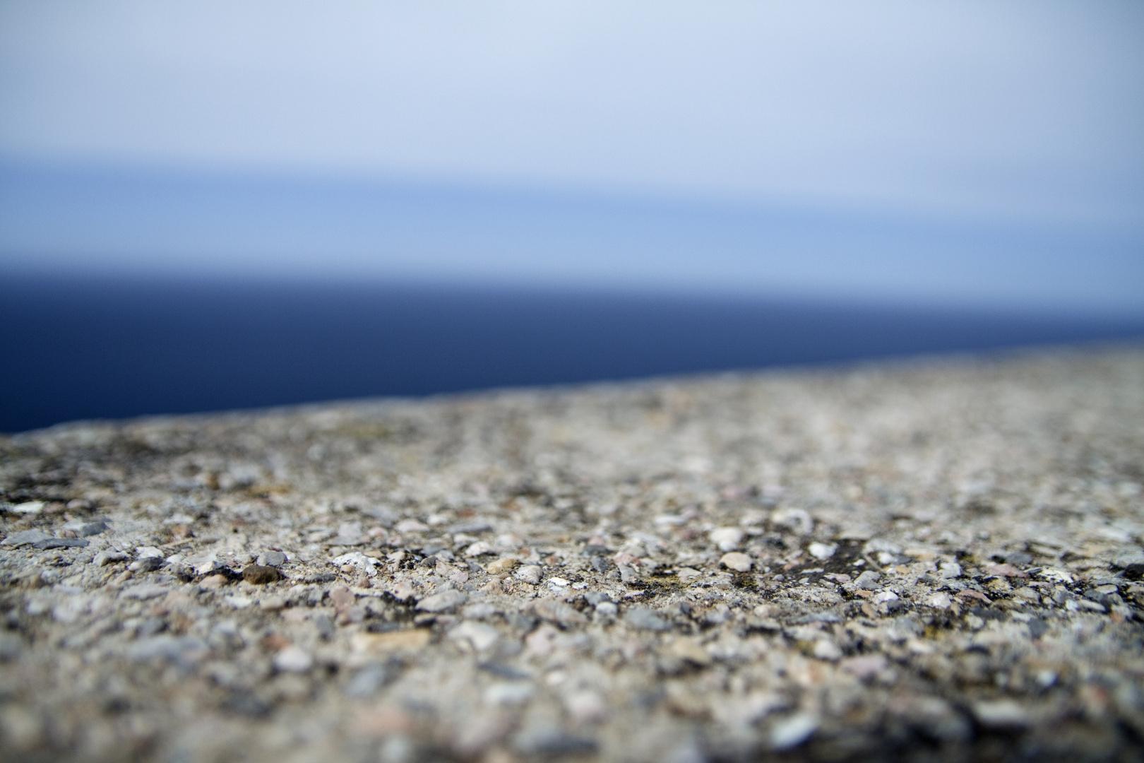 Meeresmauer