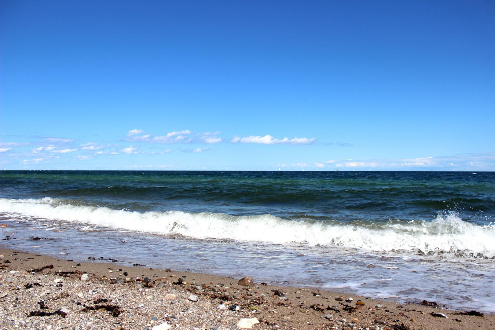 Meeresrauschen in Klein-Waabs II