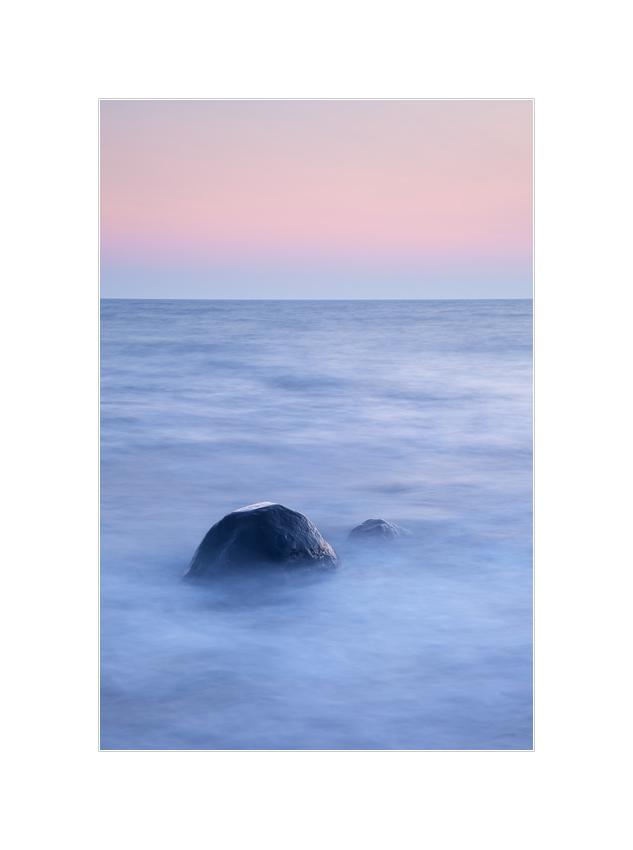 Meeresrauschen vor Sonnenaufgang