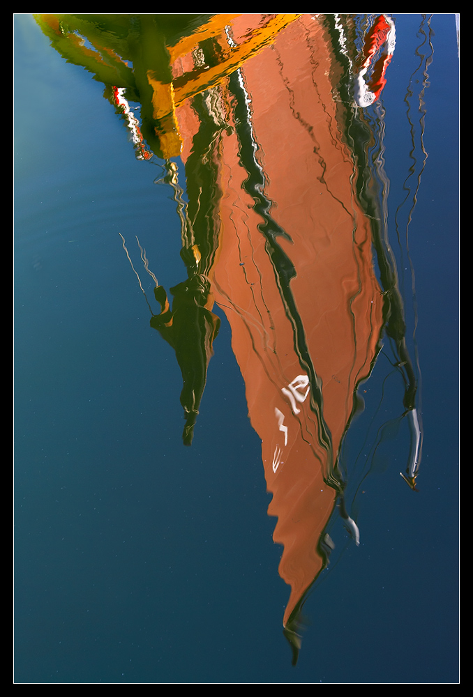 """""""Meeres""""spiegel II"""