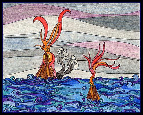 Meeresvulkan