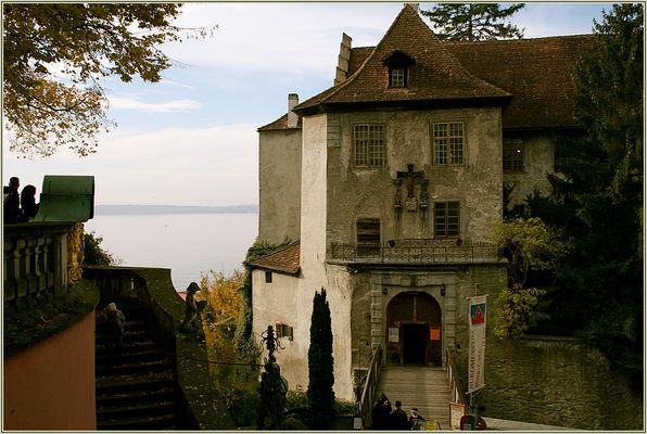 Meersburg, die Burg