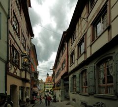 Meersburg Gewitter- stimmung