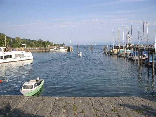 Meersburg Hafen
