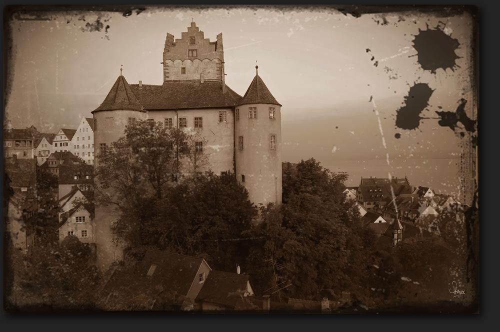 Meersburg - Illusion einer Zeitreise *
