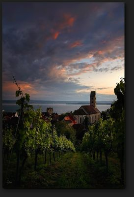 Meersburg - Illusion einer Zeitreise **