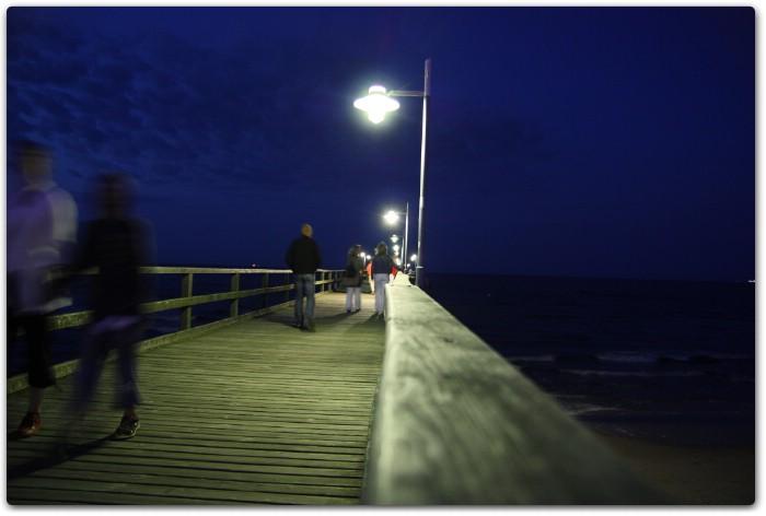 Meersteg Usedom