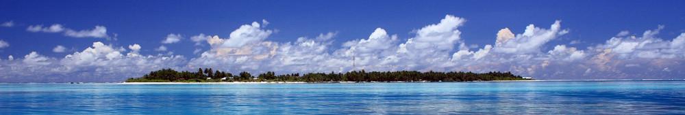 Meeru Island Malediven