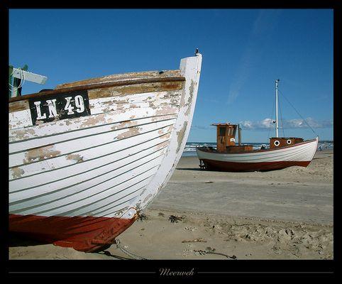 Meerweh und Bootsfieber
