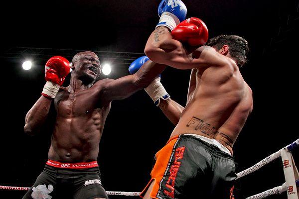 Mehmet Balik vs Moe Panzu EB-Fightnight 8.2. Heidenheim