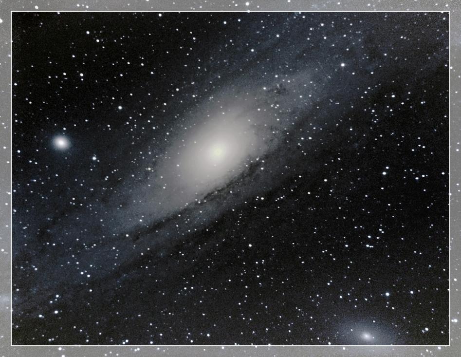 Mehr als ein Hauch von Andromeda