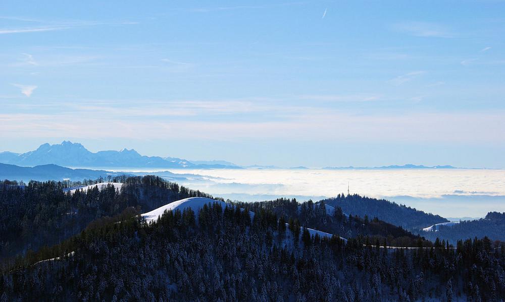 mehr Nebel - Nebel-Meer